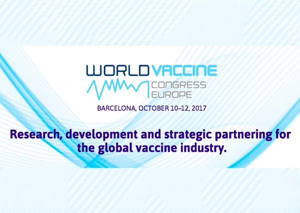 This Year BTB Pharma Will Attend The World Vaccine Congress  10 – 12 October 2017 In Barcelona, Spain